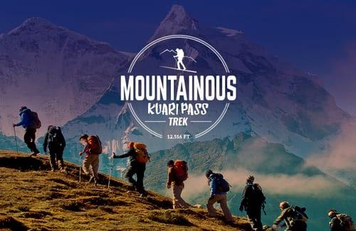 Kuari Pass Trek 2018, Uttarakhand