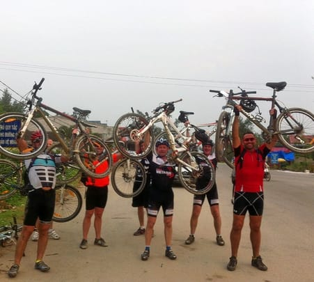 Cycling Trip to Northeast Vietnam