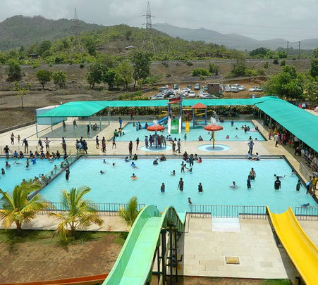 Adventurous Outing at Waterpark in Vasai