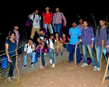 Night Trek in Ramanagara
