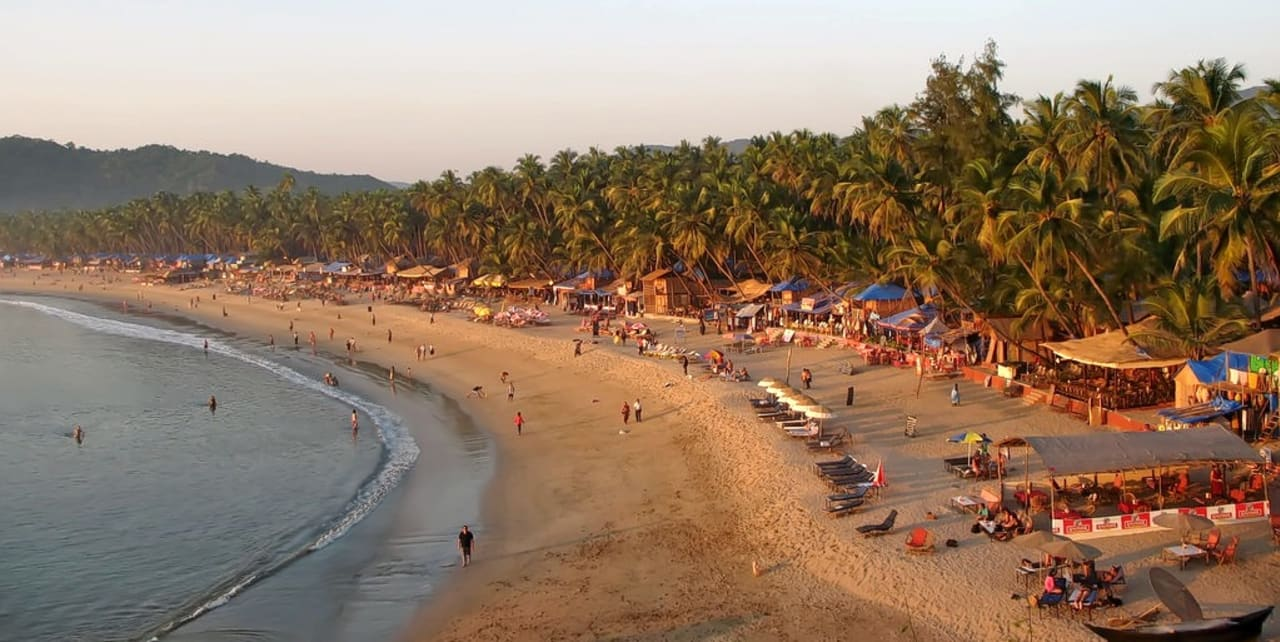 Image result for Goa Famous Beach Resorts - Blending Fun and Charm!