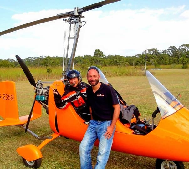 Byron Bay Land and Air Adventure Tour