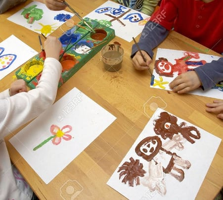 Crafts Class in Quarry Bay