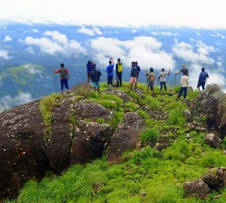 Chokramudi Trekking In Munnar