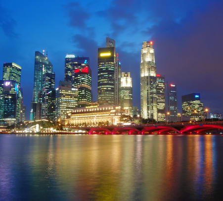 Singapore Family Tour 2adult 1child (flights Included)