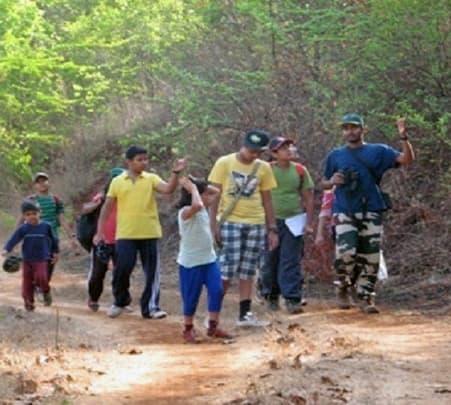 Summer Camp for Kids in Koyna