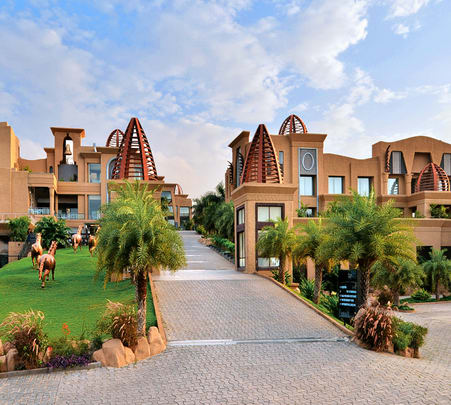 Day Out at The Corinthians Resort and Club Flat 18% Off