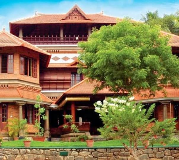 Stay at Amrutham Ayurvedic Village Resort