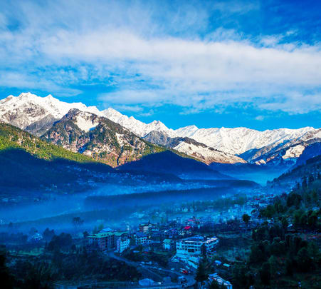 Manali Tour Package: Solang and Manikaran Special