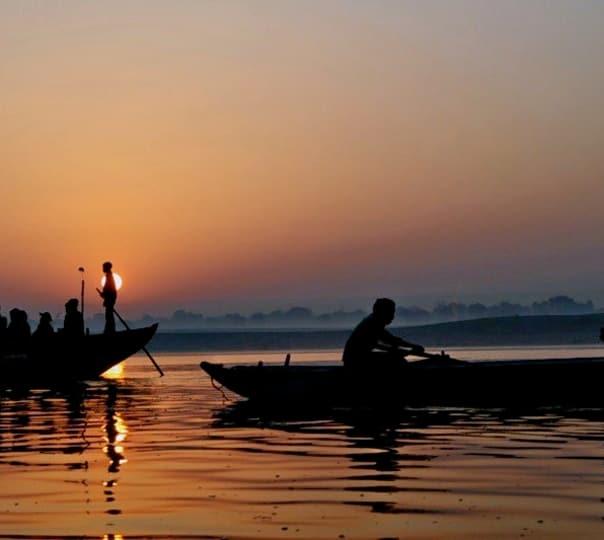 Subah-e-Banaras – Boat Ride