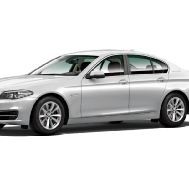 Rent a Bmw 5 Series in Goa