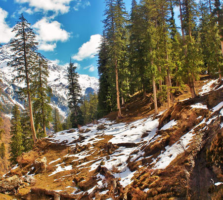 6 Days 5 Nights Cycling and Hiking Tour in Parvati Valley