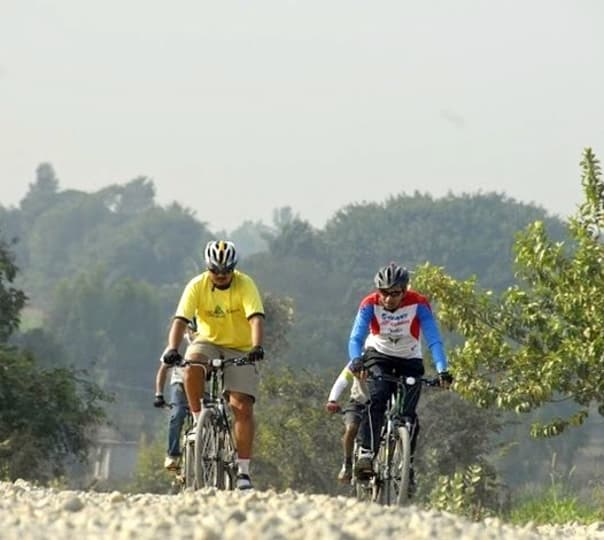 Cycling and Camping Experience, Bangalore