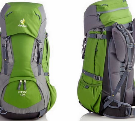 Rent a Backpack in Pune