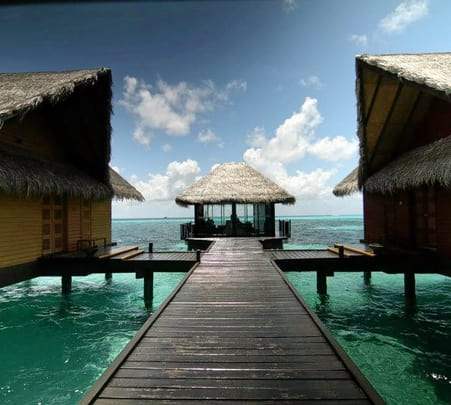 Surfing and Boat Charter Tour in South Atolls