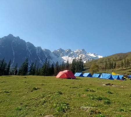 Kasol Offbeat Camping Experience Flat 20% off