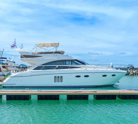 Rent a Yacht in Pattaya
