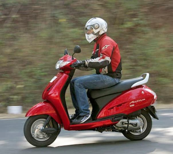 Rent a Honda Activa in Bangalore