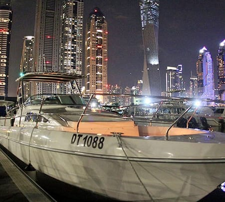 Sea Cruise in Dubai