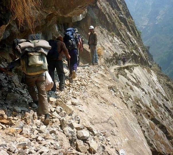 Panchachuli Base Camp Trek 2018, Uttarakhand