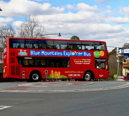 Blue Mountains Explorer Bus Pass Flat 25% off