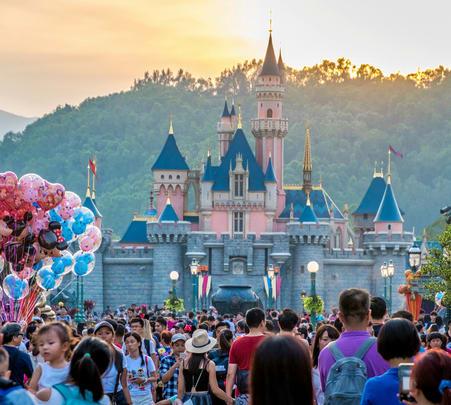 Hong Kong Disneyland Park Ticket @ Flat 20% off
