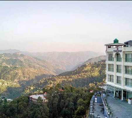 Stay in Urban Getaway in Shimla Flat 28% Off