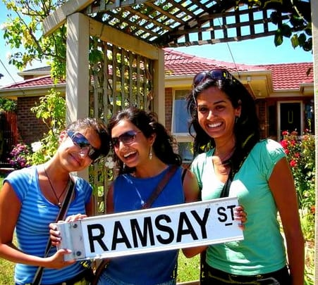 Ramsay Street Tour with a Chance to Meet the Stars