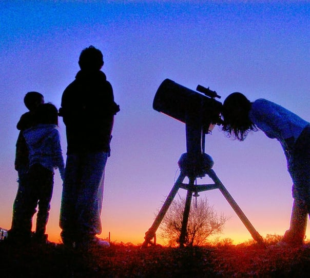 Star Gazing and Camping at Dehne