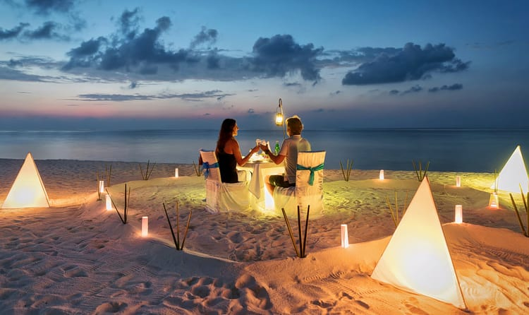13bali Honeymoon Tour With Romantic Candle Light Dinner