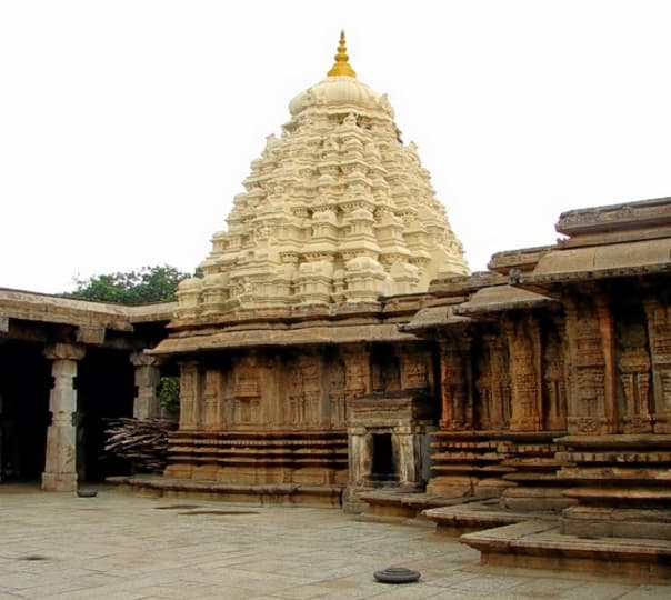 Temple Tour Of Coorg