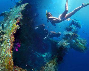 Tulamben Wreck Diving Day Trip