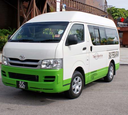 Kota Kinabalu Airport Transfer Flat 15% off