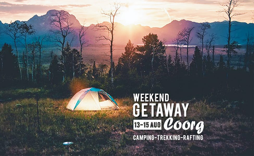 Camping In Coorg With Dubare Rafting Thrillophilia