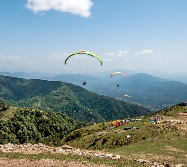 Bir Billing Paragliding, Camping and Adventure Activities