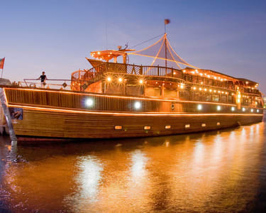 5 Star Cruise on Dubai Marina Flat 22% off