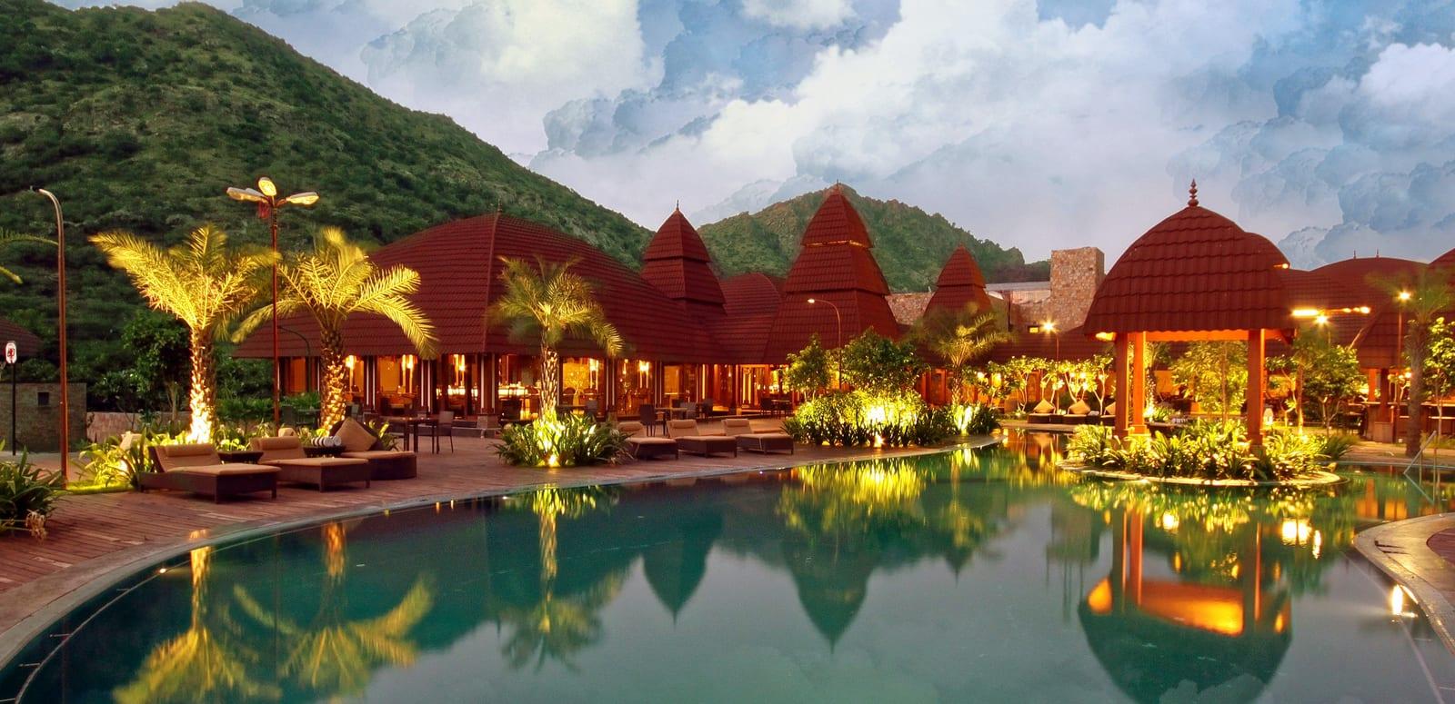 Resort in panchgani