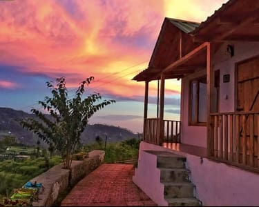 Beautiful Nature Cottage Stay in Nanital, Flat 13% Off