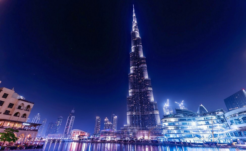 Burj Khalifa Tickets, Buy Online At