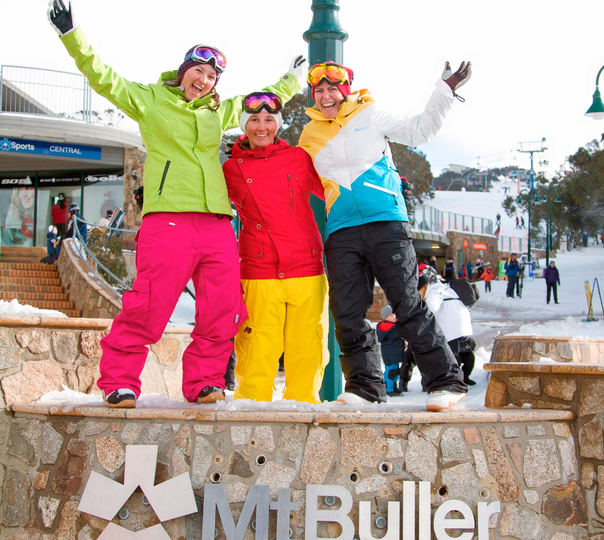 Day Tour to Mount Buller Snow Fields
