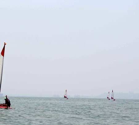 Sailing and Snorkeling at Grand Island in Goa