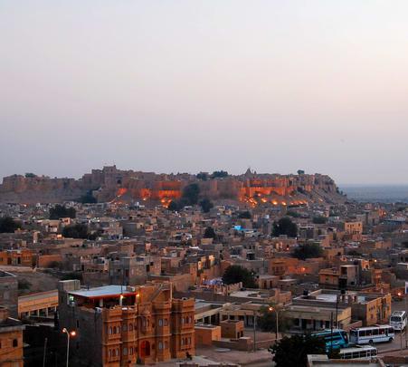 Full Day Sightseeing Tour of Jaisalmer
