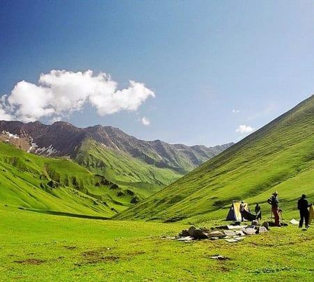 Dayara Bugyal Trek 2018, Uttarakhand