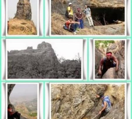 Adventurous Night Trek to Padargad