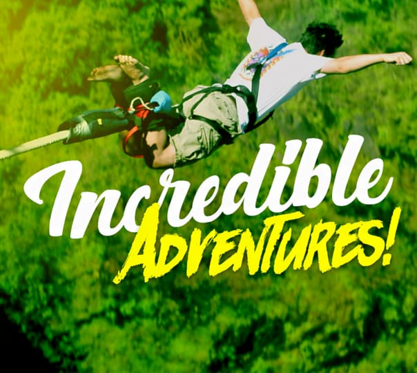 Combo Package For Adventure Activities in Rishikesh (bungee/flying Fox/giantswing)