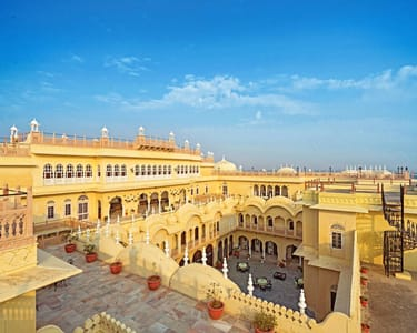 Royal Stay at Alsisar Mahal Shekhawati Flat 44% off