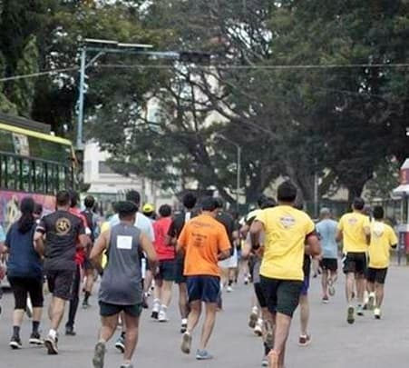 'Celebration Mysore' - Half Marathon And 10K Mysore