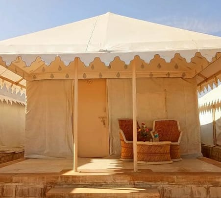 Desert Camping with Multiple Activities,jaislamer