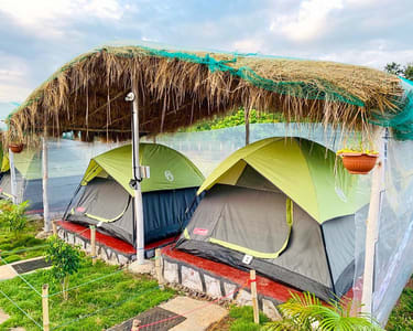 Camping near Dubare Elephant Camp, Coorg Flat 28% off