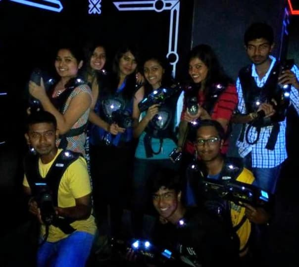 Laser Tag, Bangalore